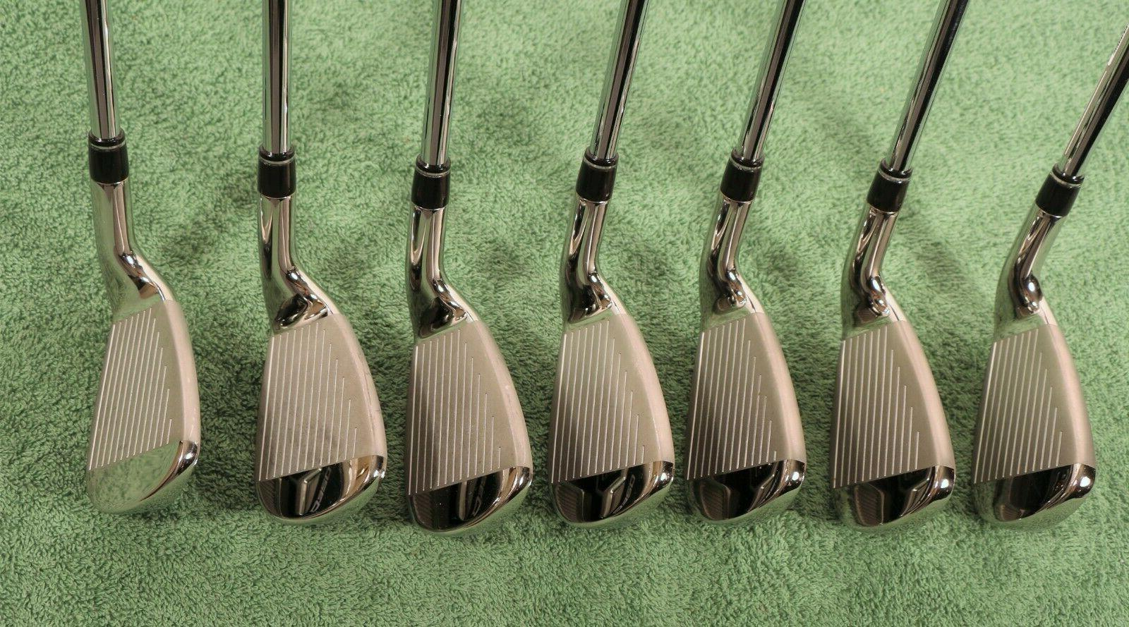 staff d350 iron set 5
