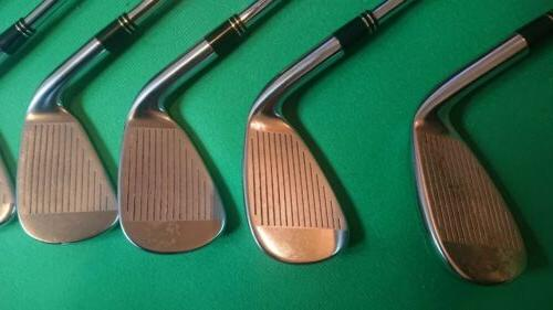 Taylormade Handed Irons 4-PW Burner Shafts