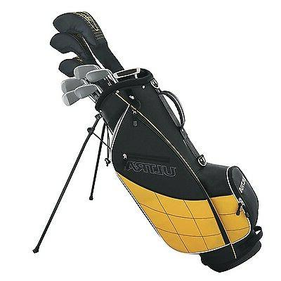Wilson 9 Right Golf & Stand,