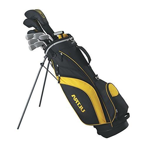 WILSON ULTRA 10 Piece Right Handed Golf Set Bag
