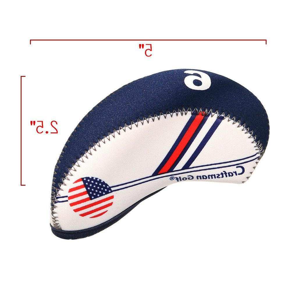USA Head Covers Club Protection