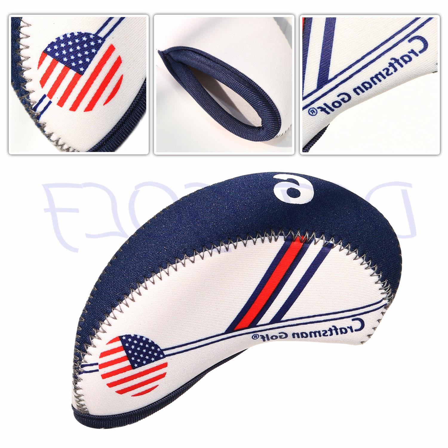 USA GOLF Head Headcovers Protection For