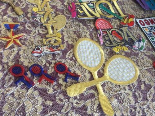 Vintage Embroidered