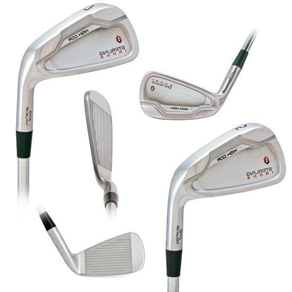 Wishon Golf Tech Set- -- - PW GW