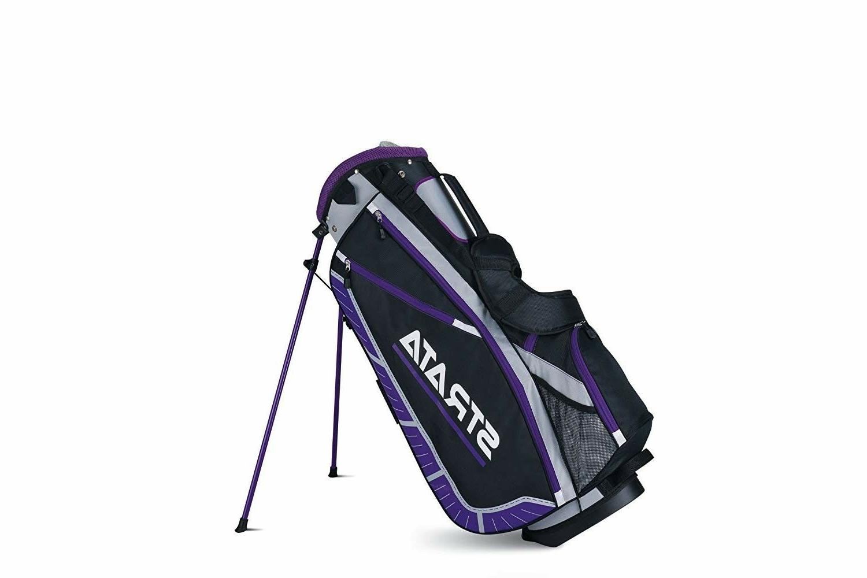 4ab0b44de4ea Callaway Women's Strata Plus Complete Full Golf Club