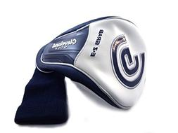 NEW Cleveland Launcher Ultralite Navy Blue/White Driver Head