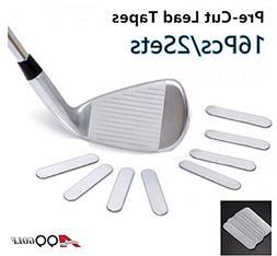 16pcs A99 Lead Tape I Add Power / Weight on Golf Tennis Rack