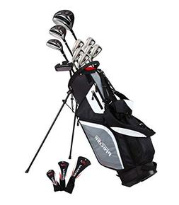 Top Line Men's  Right Handed M5 Golf Club Set for Tall Men ,