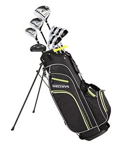 Precise M3 Men's Complete Golf Clubs Package Set Includes Dr