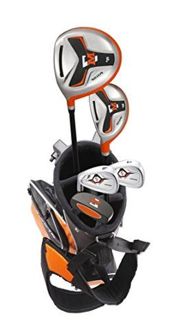 Precise M7 Junior Complete Golf Club Set for Children Kids -