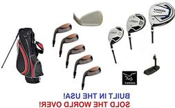 AGXGOLF Men's Magnum Executive Edition Golf Club Set w/Stand