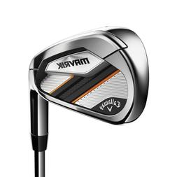Callaway Mavrik Irons Men's RH 5-AW Elevate 95 Stiff   IN ST