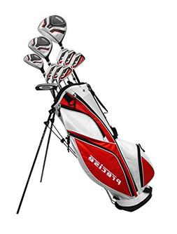 MDXII Men's Complete Golf Clubs Full Package Set Includes Ti
