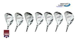 MEN'S MAG-XS HYBRID IRON SET #3,4,5,6,7,8,9 Steel Shafts Pic
