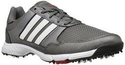 adidas Men's Tech Response WD Ironmt/F Golf Shoe