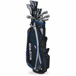 Callaway Men's Strata Plus Complete 16-Piece Golf Club Set w