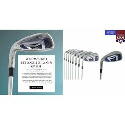 MENS ACER XK Irons set: 3-9i + Pitching Wedge w/Steel Shafts