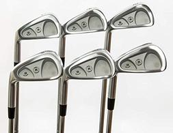 Mint Miura CB 57 Iron Set 5-PW FST KBS Tour Steel Regular Ri
