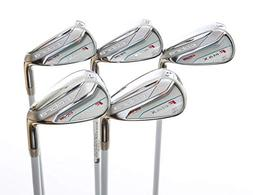 Mint Cobra F-Max Womens One Length Iron Set 7-PW SW Cobra Su