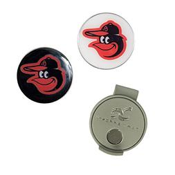 Team Effort MLB Baltimore Orioles Hat Cliphat Clip, NA