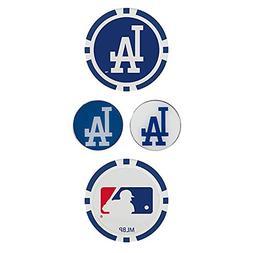 Team Effort MLB Los Angeles Dodgers Ball Marker Setball Mark