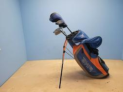 Ping Moxie Youth Golf Set RH Youth Flex Graphite 5 Clubs + S