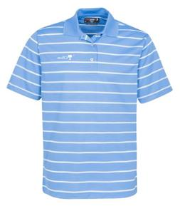 Oxford NCAA Men's Citadel Bulldogs Feed Stripe Polo
