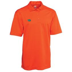 Cutter & Buck NCAA Florida Gators College Orange Drytec Genr