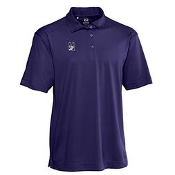 Cutter & Buck NCAA Northwestern Wildcats Men's Genre Polo Sh