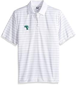 Cutter & Buck NCAA Tulane Green Wave Men's CB Dry Tec Frankl