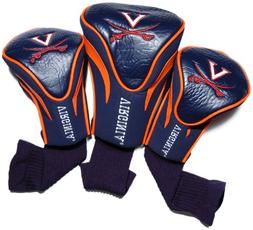 Team Golf NCAA Virginia Cavaliers Contour Golf Club Headcove