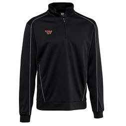 Cutter & Buck NCAA Virginia Tech Hokies Men's Edge Half Zip