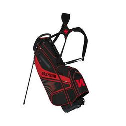 Nebraska Cornhuskers Gridiron III Stand Bag by Team Effort