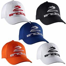 New Cobra 2016 Pro Tour King Golf Cap Hat - Multiple Colors