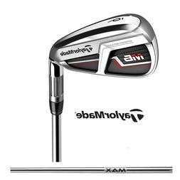 New 2019 Taylormade Golf M6 Individual Iron KBS Max 85 Steel