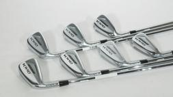 New! COBRA 2020 KING FORGED TEC IRONS  KBS $-Taper Lite STIF
