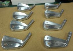 New Miura Golf 4-PW MB-001 Tournament Blade Irons w/ TT DG S