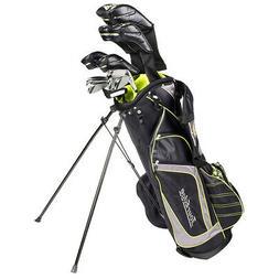 NEW Tour Edge Bazooka 460 Black Complete Golf Set Driver, Wo