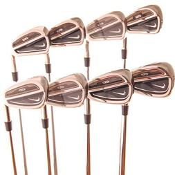 New Nike CCI Cast Iron Set 4-PW,AW DG AMT R-Flex Steel RH