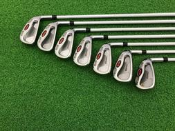 NEW Pinemeadow Golf COMMAND Q Women Iron Set 5-PW SW Left Ha