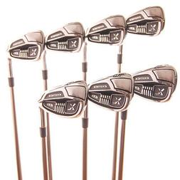 new exd iron set 4 pw recoil