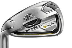 NEW! Cobra Fly Z Golf Irons - White - 4 to PW - Stiff - 1* F
