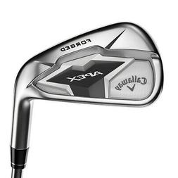New Callaway Golf Apex 19 Forged IronS SOFT FEEL & LONG CONS