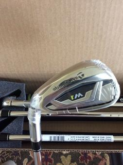 New!!!  Taylormade Golf M1 2017 Irons Set  Regular  4-PW Fre