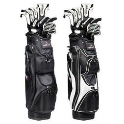 NEW Tour Edge Hot Launch Men's Progressive Complete Golf Set