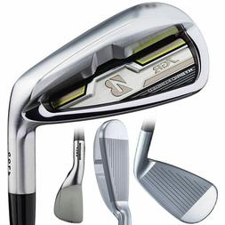 new in box jgr hybrid forged irons