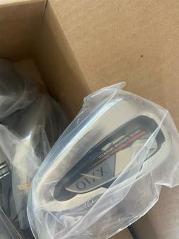 NEW IN BOX XXIO X  Iron Set 6-PW Graphite Regular Shafts Rig