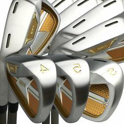 New Japan Epron TRG 4-Sw Iron Matrix Stain Steel Chrome Golf