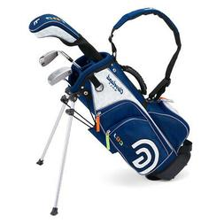 NEW Junior Cleveland Complete Golf Club Set Driver,Iron,Bag