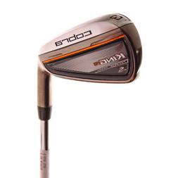 NEW Cobra King F6 3-Iron Flighted Steel R-Flex RH